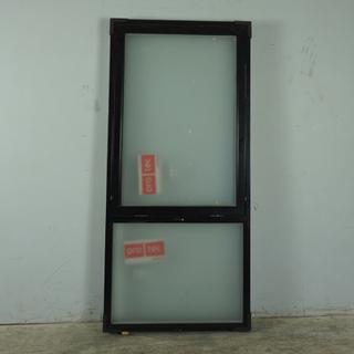 Topstyret vindue med Fast Vindue, Træ/alu, 012400