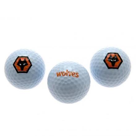 Ulver golfballer