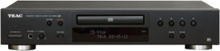CD-P650 - CD player / digital recorder - CD-spelare/digital inspelare - Svart
