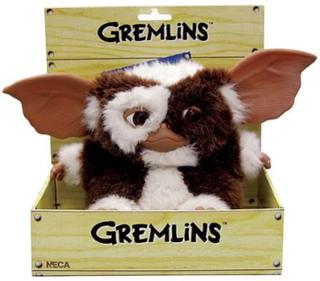Gosedjur Gremlins - Gizmo deluxe (20cm)