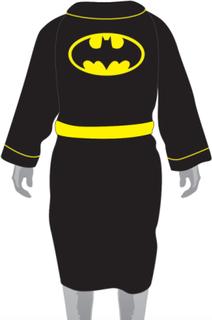 Morgonrock Batman - Lyser i mörkret