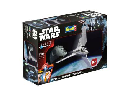 Modellbyggsats Star Wars - Imperial Shuttle Tydirium (19cm)