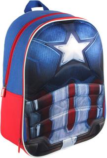 Ryggsäck - Captain America Civil War 3D (40cm)