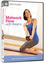 Stott Pilates Matwork Flow with Weights-DVD