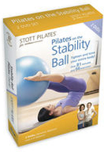 Stott Pilates Pilates on the Stability Ball -DVD (Two-Pack)