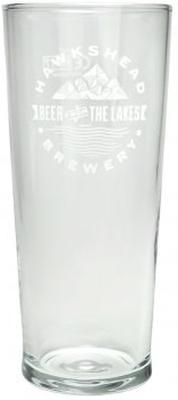 Hawkshead Brewery ölglas