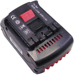 Ersättningsbatteri BOSCH 18V 3Ah NI-MH