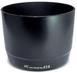 JJC ersättning Canon ET-65B Motljusskydd för Canon