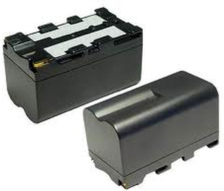 Ersättningsbatteri NP-F730/F750/F770