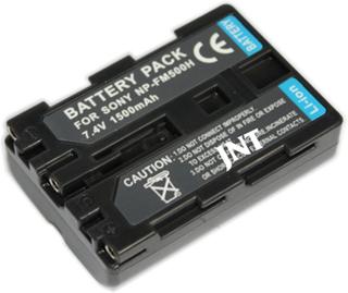 Ersättningsbatteri NP-FM500H