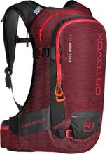 Ortovox Free Rider 22 S Backpack dark blood blend 2019 Skidryggsäckar