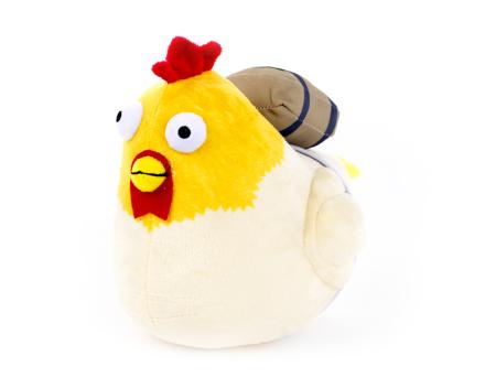 Chicken C4 Plush Toy