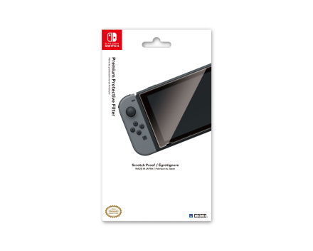 Premium Screen Protective Filter For Nintendo Switch