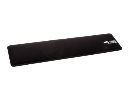 PC Gaming Race Keyboard Wrist Rest Slim - Full Size, Black