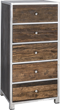 Richmond Chest of drawers Kensington 5-drawers