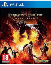 Dragon's Dogma: Dark Arisen - Sony PlayStation 4 - RPG