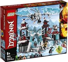70678 LEGO Ninjago Den forlatte keisers palass