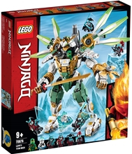 70676 LEGO Ninjago Lloyds Titanrobot
