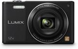 Panasonic Lumix DMC-SZ10 Svart, Panasonic
