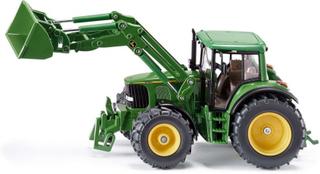 Siku traktor med frontlæsser