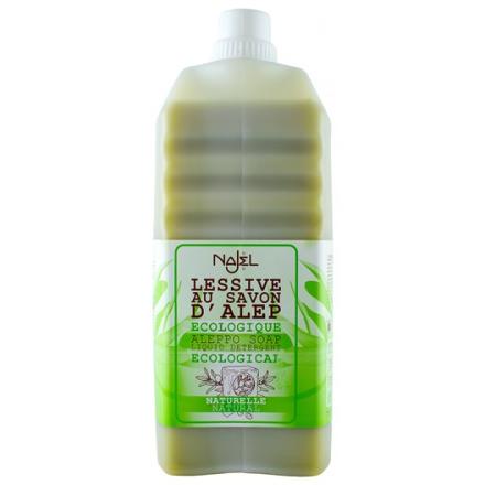 Tvättmedel med Aleppotvål - Parfymfritt, 2 L
