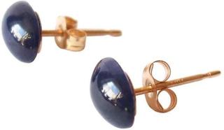 Safir örhängen Sapphire örhängen SUSA Sapphire örhängen Guld pläterad