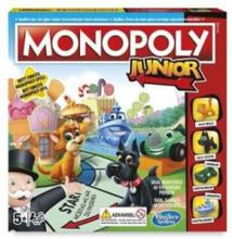 HGA Monopoly Junior Refresh DK-NO
