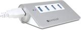 Satechi USB 3.0 Hubb av aluminium - 4 portar