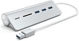 Satechi USB 3.0 Hubb med 3 USB portar & SD och Mic