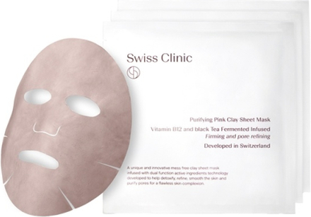 Swiss Clinic Purifying Pink Clay Mask