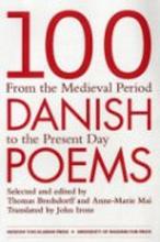 100 Danish Poems - Thomas Bredsdorff - Bog