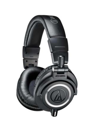 ATH-M50X - Black - musta