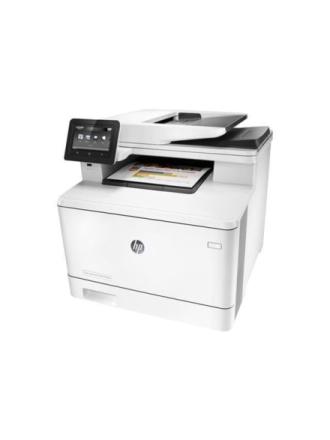 LaserJet Pro MFP M477fnw Lasertulostin Monitoimilaite faksilla - väri - Laser