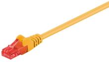 LAN UTP CAT 6 - Yellow - 0.50m