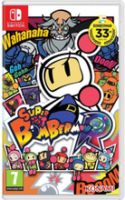 Super Bomberman R - Nintendo Switch - Toiminta