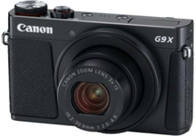 PowerShot G9 X Mark II - Black
