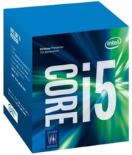 Core i5-7400 Kaby Lake CPU - 3 GHz - LGA1151 - 4 ydintä - Boxed