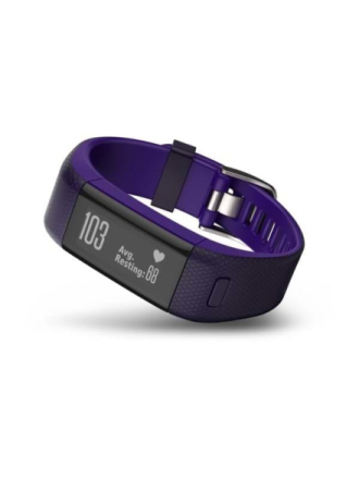 vívosmart HR+ Imperial Purple/Kona Purple