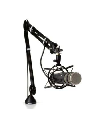 Studio arm for Podcaster