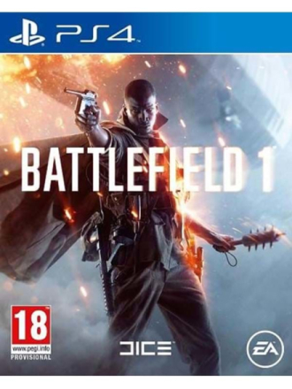 Battlefield 1 - Sony PlayStation 4 - FPS