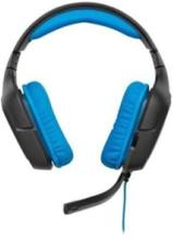 G430 Surround Gaming Headset - musta