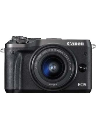 EOS M6 15-45mm - Black
