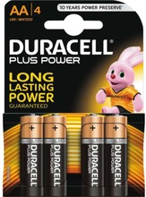 Plus Power AA - 4 Pack