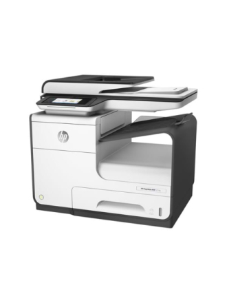 PageWide MFP 377dw Kirjoitin Monitoimilaite faksilla - väri - Muste