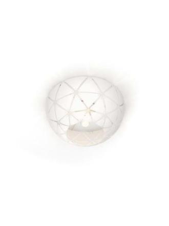 Sandalwood Ceiling Lamp 60W - White Plafondi