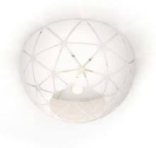 Sandalwood Ceiling Lamp 60W - White Plafondi