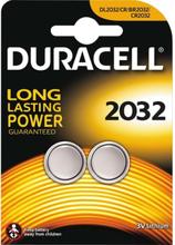 Long Lasting 3V CR2032 - 2 Pack