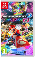 Mario Kart 8 Deluxe - Switch - 12 - Kilpa-ajo