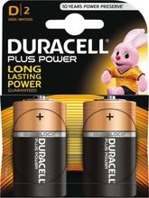 Plus Power D - 2 Pack