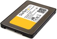 CFast-kort till SATA-adapter med hölje på 2,5